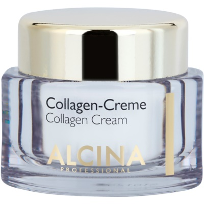 crema facial con colágeno