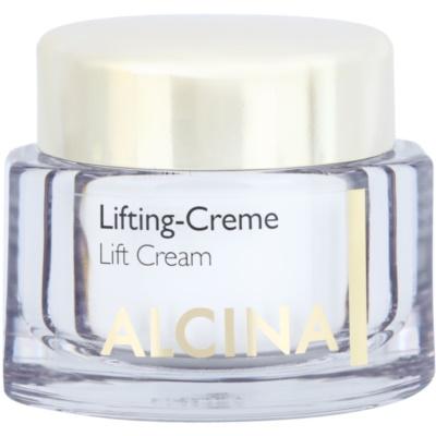 crema con efecto lifting para tensar la piel