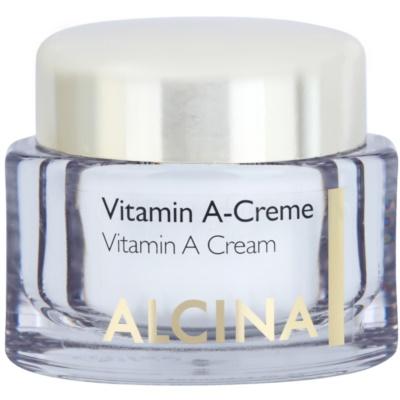 crème visage à la vitamine A anti-rides effet durable
