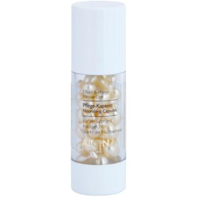 capsules nourrissantes pour une peau douce veloutée