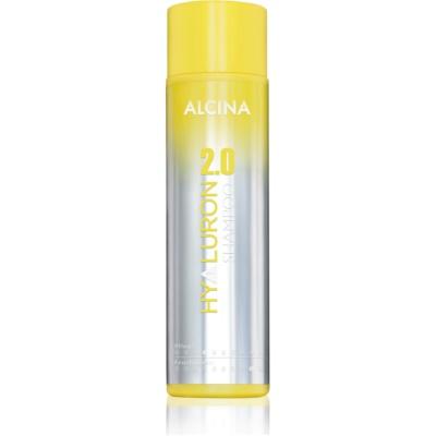 șampon pentru păr uscat și fragil