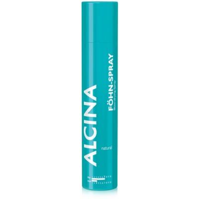 Föhnspray für natürliche Geschmeidigkeit und Haarvolumen