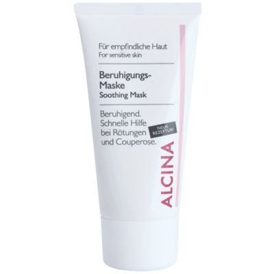 Soothing Mask With Immediate Effect