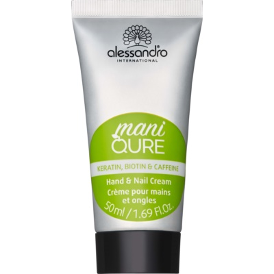 Nourishing Cream for Hands and Nails