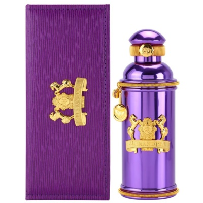 Alexandre.J The Collector: Iris Violet eau de parfum per donna