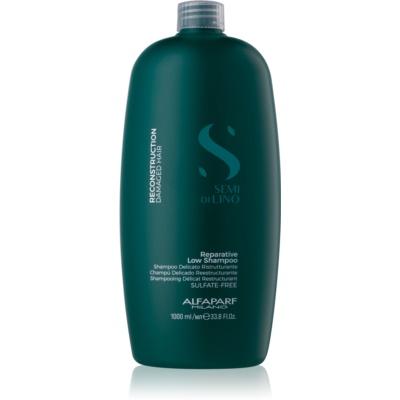 šampon za oštećenu kosu bez parabena