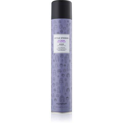Alfaparf Milano Style Stories The Range Hairspray Haarspray mit extra starker Fixierung