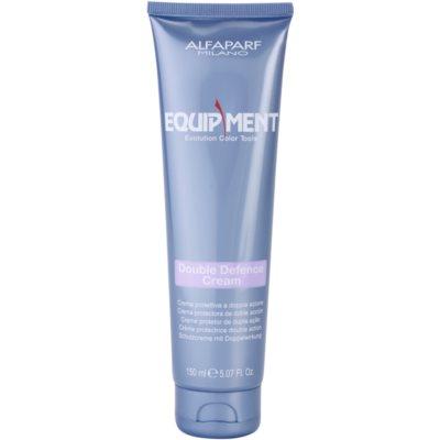 crème protectrice contre les traces de coloration à cheveux sur la peau