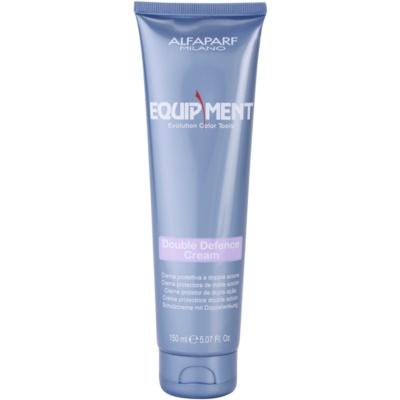 захисний крем для шкіри при фарбуванні волосся