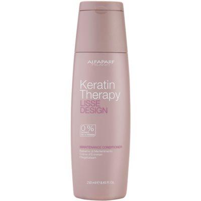 après-shampoing nourrissant sans sulfates ni parabènes