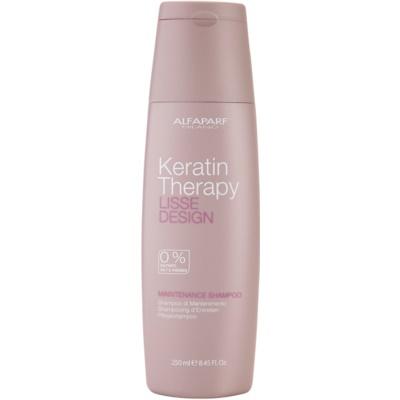 nežni čistilni šampon brez sulfatov in parabenov