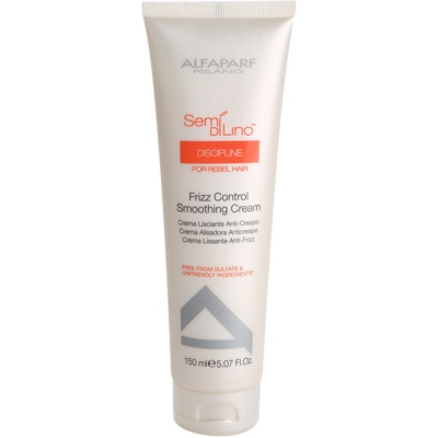 Smoothing Cream For Unruly Hair