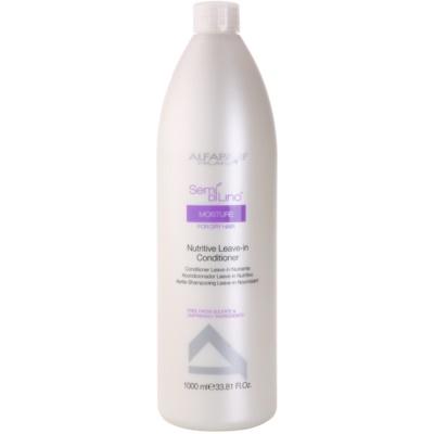 výživný bezoplachový kondicionér pro suché vlasy