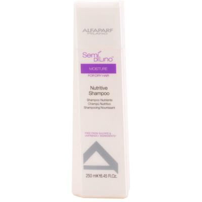 shampoing nourrissant pour cheveux secs