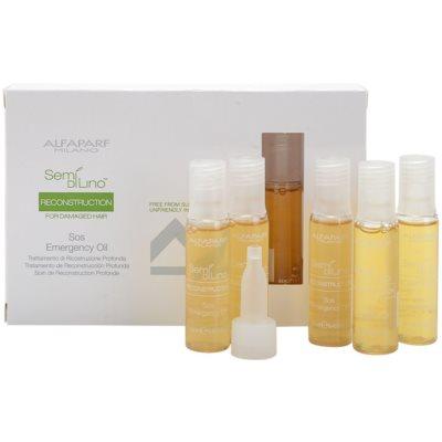 regenerirajuće ulje za oštećenu kosu