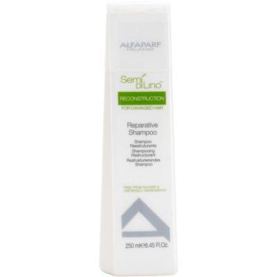 szampon regenerujący do włosów zniszczonych