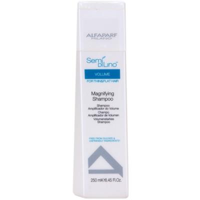 szampon do zwiększenia objętości do włosów cienkich i delikatnych
