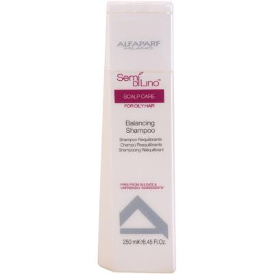 bezsulfátový šampon pro mastné vlasy