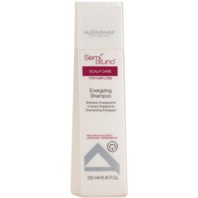 energizující šampon proti padání vlasů