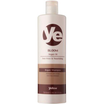 vyživující šampon proti krepatění