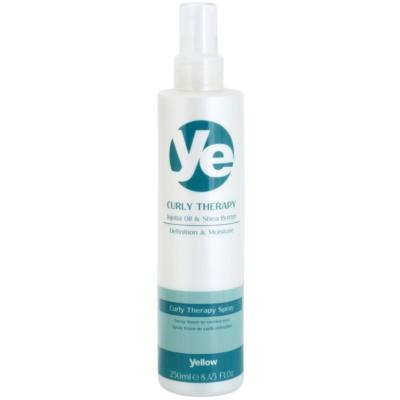 spray hidratante sem enxaguar para cabelo ondulado