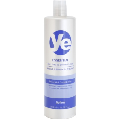 après-shampoing pour cheveux normaux à secs