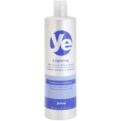 kondicionér pro normální až suché vlasy