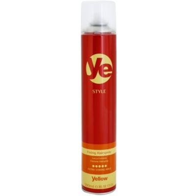 spray fixador  para cabelo