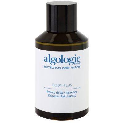 olej do koupele s esenciálními oleji a výtažky ze středomořských rostlin