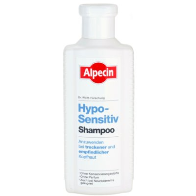 Alpecin Hypo - Sensitiv σαμπουάν για ξηρό και ευαίσθητο δέρμα της κεφλής