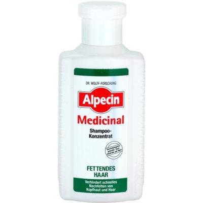 Alpecin Medicinal sampon concentrat pentru par si scalp gras