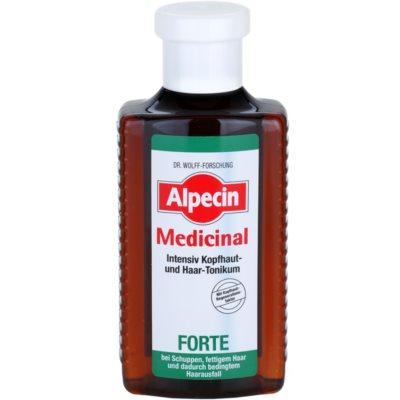 Alpecin Medicinal Forte εντατικό τονωτικό κατά της πιτυρίδας και της τριχόπτωσης