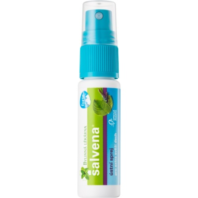 Altermed Salvena spray buccal pour une haleine fraîche
