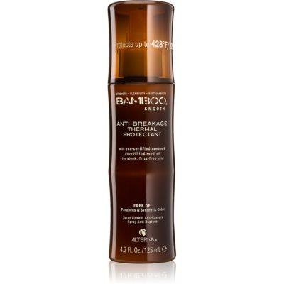 ochranný sprej pre lámavé a namáhané vlasy