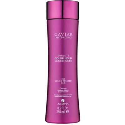 après-shampoing protecteur de couleur sans sulfates ni parabènes