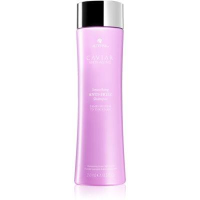 hydratačný šampón pre nepoddajné a krepovité vlasy