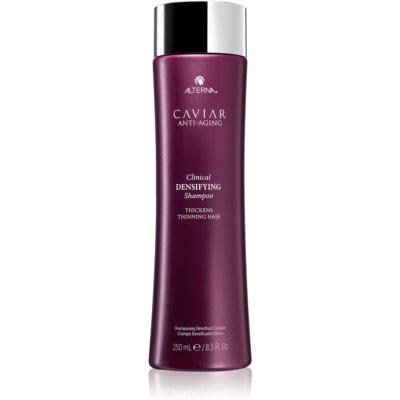 jemný šampon pro oslabené vlasy