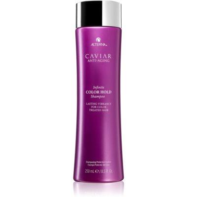 hydratačný šampón pre farbené vlasy