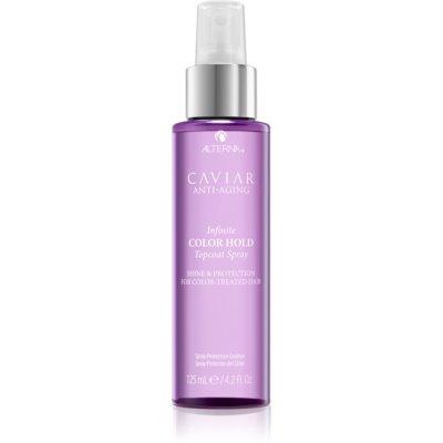 bezoplachový sprej pro barvené vlasy