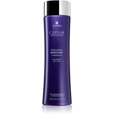 hydratačný kondicionér pre suché vlasy