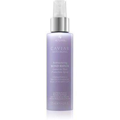 ochranný sprej pro poškozené vlasy