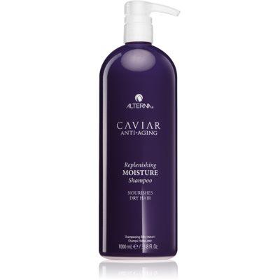 hydratační šampon pro suché vlasy