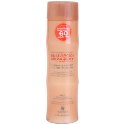 après-shampoing protection de couleur