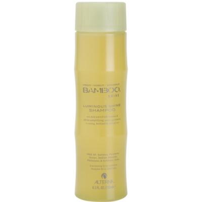 Alterna Bamboo Shine šampon pro třpytivý lesk