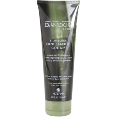 Alterna Bamboo Shine crema per capelli per una brillantezza luminosa