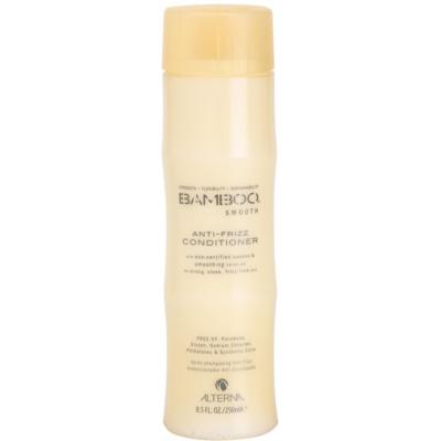 après-shampoing anti-frisottis