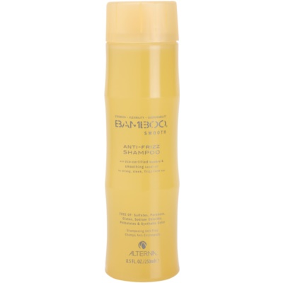 Alterna Bamboo Smooth Shampoo To Treat Frizz