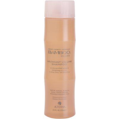 Alterna Bamboo Volume šampon za bogat volumen