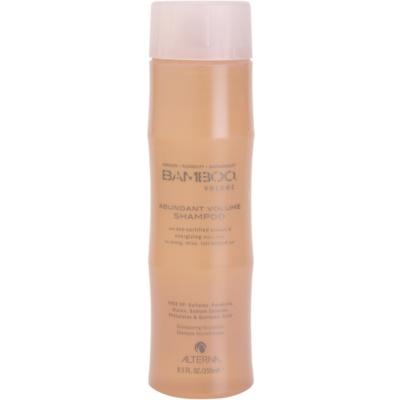 šampon za bogat volumen