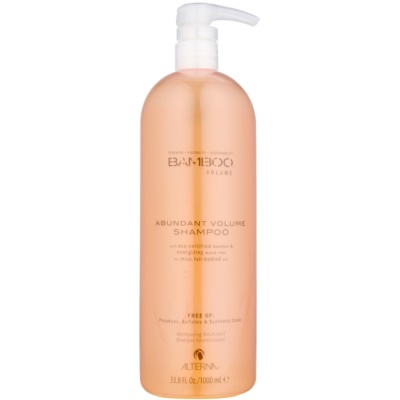 Alterna Bamboo Volume Shampoo For Abundant Volume
